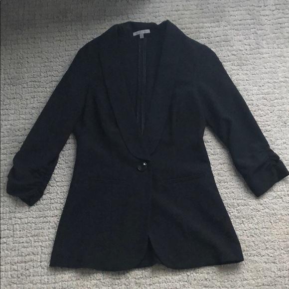 Charlotte Russe Jackets & Blazers - Charlotte Russe Black 3/4 Sleeve Blazer Size XS